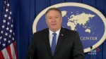 Mike Pompeo says Trump admin looking for Iran to make a '180 degree turn'