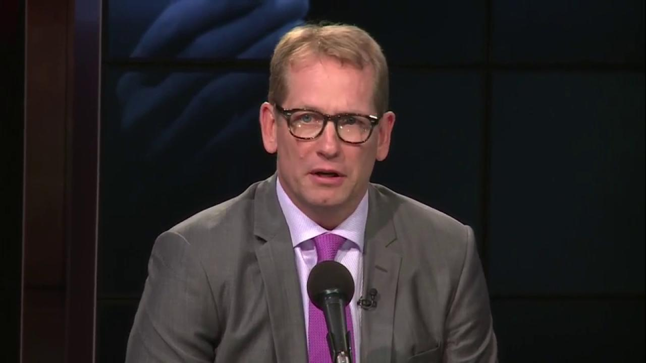 Former assistant Nick Nurse takes over as Toronto Raptors head coach