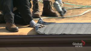 Regina daycare gets new roof