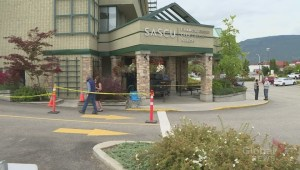 Explosion during Salmon Arm ATM robbery damages credit union