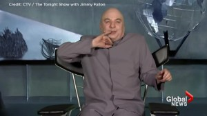 Canadian Mike Myers reprises his role as Dr. Evil