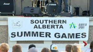 Southern Alberta Games underway in Town of Taber