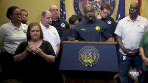 Authorities ask for continued cooperation during hurricane, advise to stay in homes