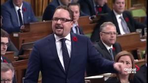 Opposition asks Trudeau for apology over Tori Stafford killer handling