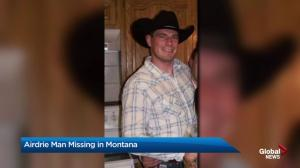 Airdrie family travel to Montana to help search for missing man