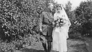 The Canadian government spends $110,000 a month on widows of First World War veterans