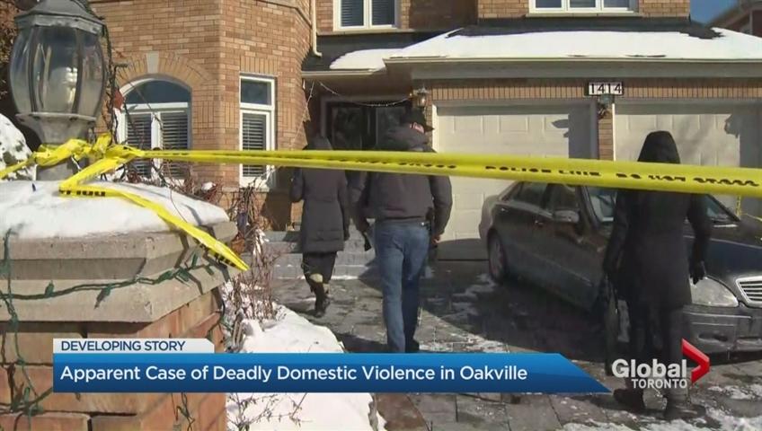 Elderly couple found dead in Oakville home