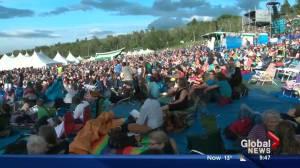 A preview of Edmonton's Folk Music Festival (04:19)