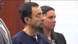 Former U.S. Gymnastics doctor Larry Nassar sentenced up to 175 years
