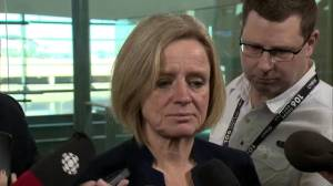 'The word oil has been added' to first ministers' meeting: Notley