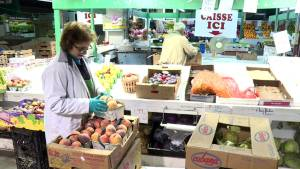 Construction takes its toll on merchants at Jean-Talon Market