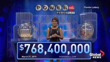 Winning ticket for $768M Powerball jackpot sold in Wisconsin