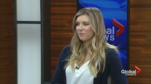 Canadian Gold Medalist, Dara Howell chats with Global News