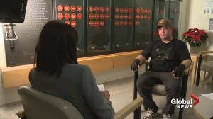 Saskatchewan wildfire victims recovering at Calgary hospital tell story of survival and recovery