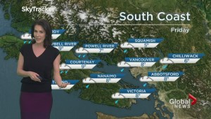 BC Evening Weather Forecast: Jan 18