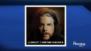 J.J Shiplett performs his new single on The Morning Show