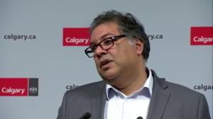 'I got to find some money for a field house': Nenshi on funding after Olympic plebiscite