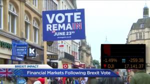 Long term impact of Brexit vote on financial markets