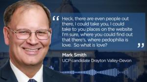 Calls to drop Alberta UCP candidate over homophobic remarks