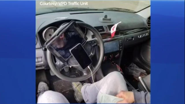 Same driver gets 2 distracted driving tickets within 7 minutes