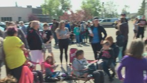 Back-to-school event helps Edmonton kids and families