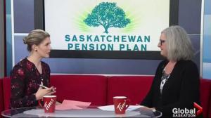 Investing in the Saskatchewan Pension Plan