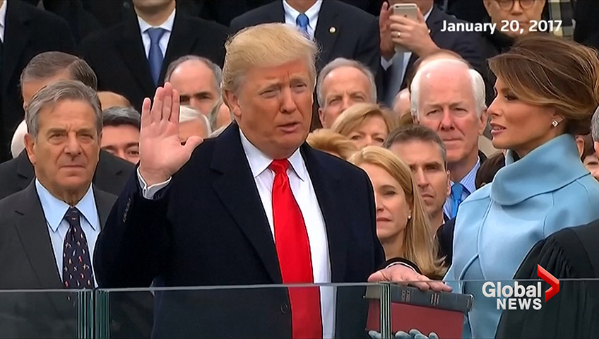 US Attorney's Office Subpoenas Trump Inaugural Cmte