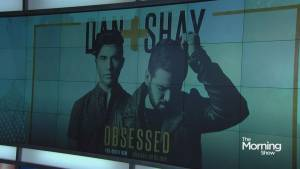 Country duo Dan + Shay perform 'From the Ground Up' on The Morning Show