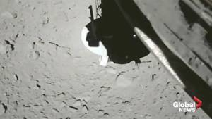 Japanese space probe touches down on asteroid Ryugu