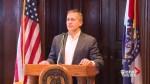 Missouri Republican Governor Eric Greitens resigns amid scandals
