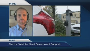 SFU team says electric vehicles need government support