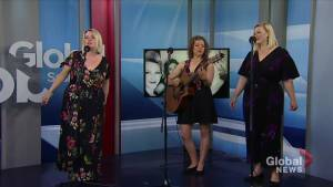 Rosie and the Riveters perform 'Let 'Em Talk'