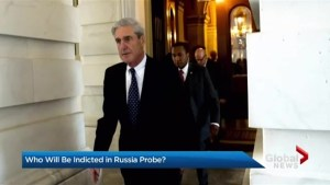 Who will be indicted in Russia probe?