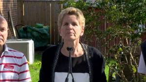Kathleen Wynne responds to exclusive Global News poll