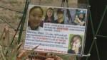 Vigil for murdered teen