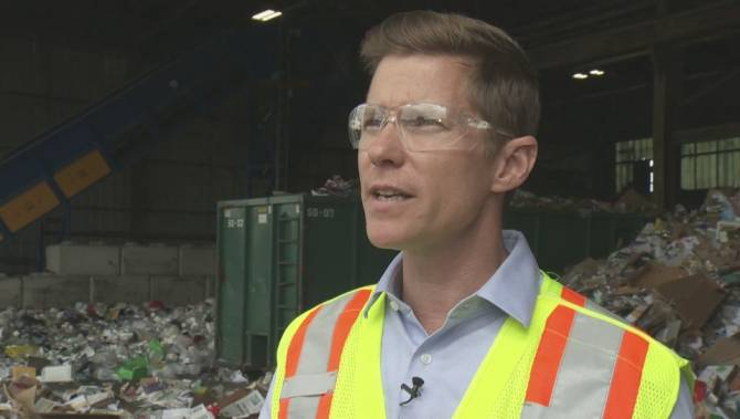 Putting bullets, bear spray, and butane into recycling is putting workers at risk: Recycle BC