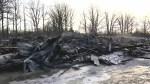 Fire destroys a Tyendinaga house