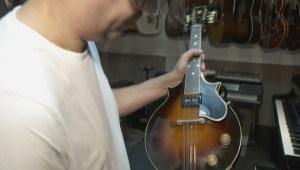 BC rock band gets some stolen instruments back