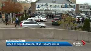 Parents, students call for accountability amid St. Michael's College assault investigation