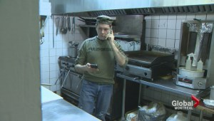 Donair restaurant owner hassled over bilingualism