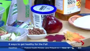 Jerome Ferguson's advice on getting healthy for September