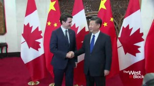 Increasing Trade with China: West Block Primer