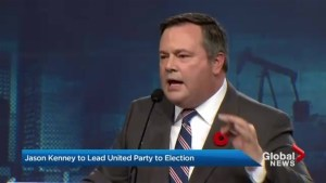 Jason Kenney to lead United Conservative Party into next election