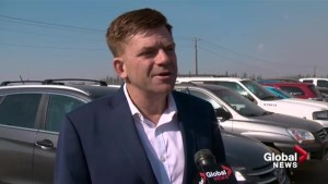 'I lost everything': Alberta Wildrose Leader Brian Jean