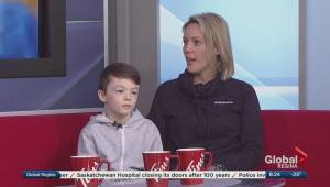 Bone marrow drive for 8-year-old boy