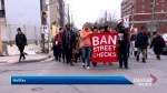 Rally to end street checks held in Halifax
