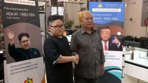 Vietnam barber marks second Trump-Kim summit with haircuts