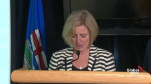Rachel Notley: Fort McMurray isn't safe and might not be for a while