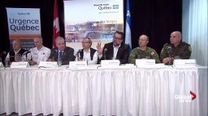 Quebec floods: Rain won't impact water levels in Ottawa River basin