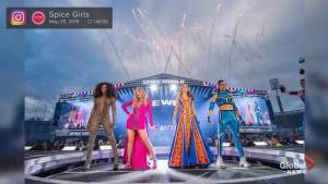 Spice Girls show plagued with sound issues for second straight night